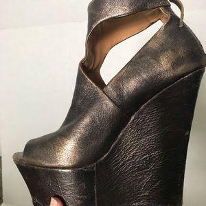 L.A.M.B heels size 7.5